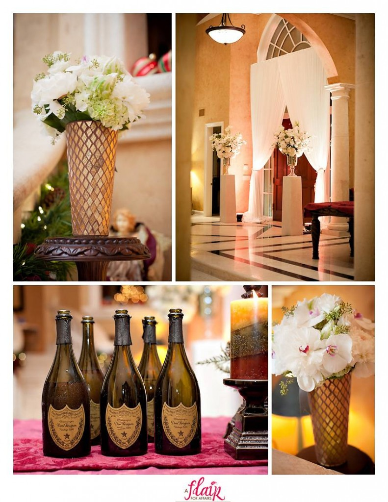 New Years Eve Wedding | A Flair for Affairs | (c) errol colon